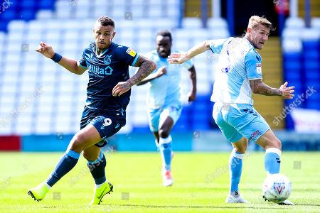 Editorial picture of Coventry City v Bristol Rovers, UK - 17 Aug 2019