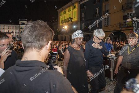 Editorial picture of 72nd Locarno Film Festival, Switzerland - 17 Aug 2019