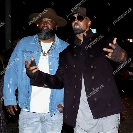 Editorial image of Shemar Moore out and about, Los Angeles, USA - 16 Aug 2019