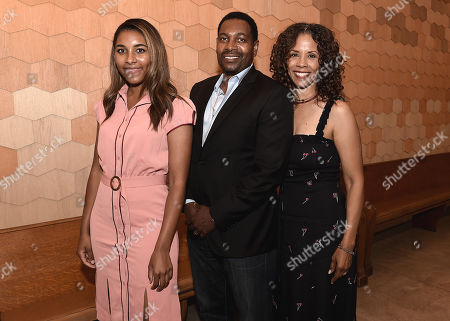 Editorial picture of 'Don't Let Go' film screening, Los Angeles, USA - 16 Aug 2019