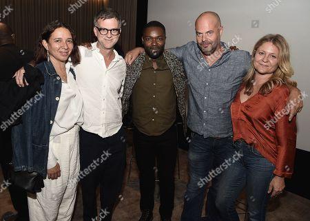 Stock Picture of Maya Rudolph, Paul Thomas Anderson, David Oyelowo, Jacob Estes and Gretchen Lieberum