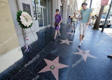 Editorial photo of Peter Fonda - Hollywood Walk of Fame star, Los Angeles, USA - 17 Aug 2019