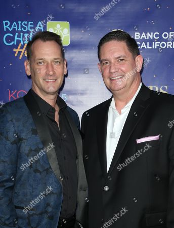 Stock Picture of Tim Smith, Bobby Cagle