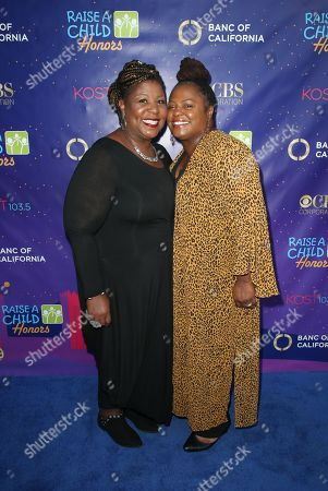 Stock Image of Cleo King, Camille Thornton