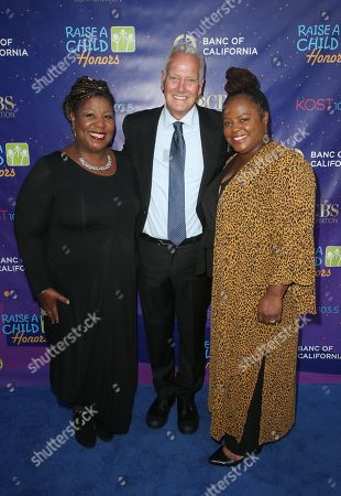 Cleo King, Rich Valenza, Camille Thornton