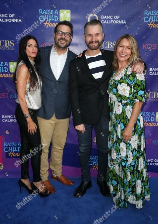 Editorial image of 7th Annual RaiseAChild honors concert benefit, Los Angeles, USA - 17 Aug 2019