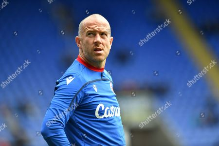 Reading's Charlie Adam*** during the EFL Sky Bet Championship match between Reading and Cardiff City at the Madejski Stadium, Reading