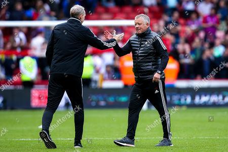 Editorial photo of Sheffield United v Crystal Palace, UK - 18 Aug 2019
