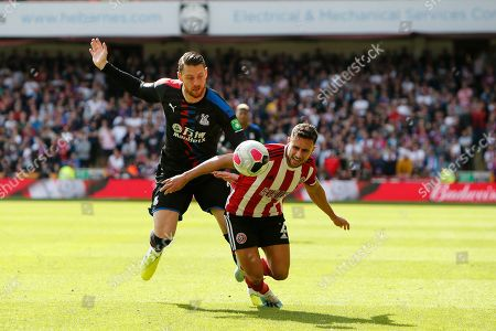 Editorial image of Sheffield United v Crystal Palace, Premier League - 18 Aug 2019