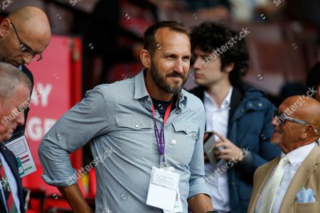 Stock Image of Mark Schwarzer was in attendance for the Premier League match between Sheffield United and Crystal Palace at Bramall Lane, Sheffield