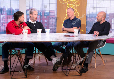 Slaves - Isaac Holman and Laurie Vincent with Tim Lovejoy and Simon Rimmer