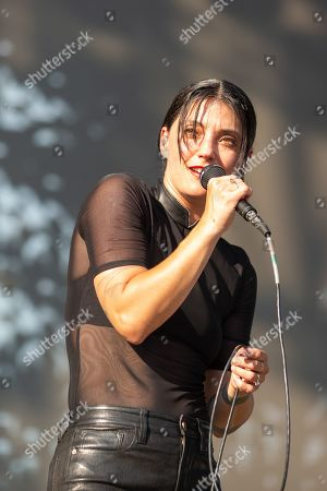 Stock Photo of Sharon Van Etten