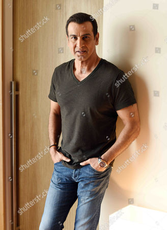Bollywood actor Ronit Roy during an interview with Hindustan Times at Hotel Trident, BKC