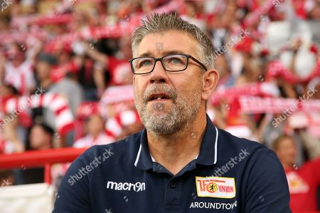 Trainer Urs Fischer   / DFL Bundesliga / 2019/2020 / 18.08.2019 / 1.FC Union Berlin FCU vs. RasenBallsport RB Leipzig RBL / DFL regulations prohibit any use of photographs as image sequences and/or quasi-video. /