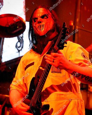Slipknot - Mick Thomson
