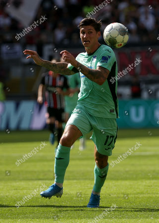 Editorial picture of Football: Germany, 1. Bundesliga, Frankfurt, Deutschland - 18 Aug 2019