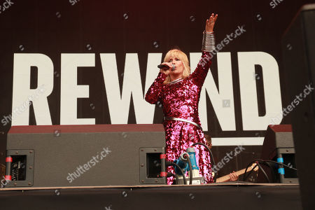 Editorial picture of Rewind Festival, Day 1, Henley-on-Thames, UK - 16 Aug 2019