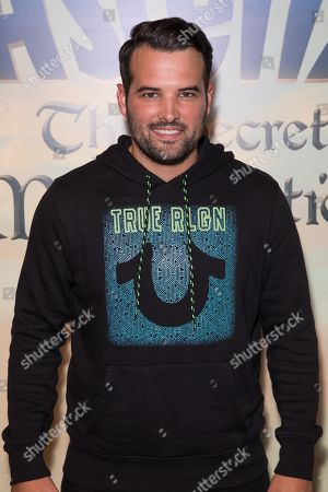 Stock Picture of Ricky Rayment