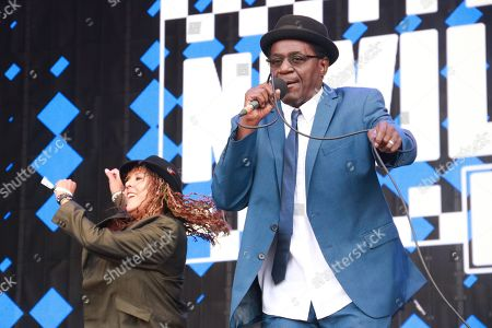 Stock Image of The Specials - Neville Staple