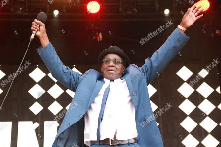 Stock Picture of The Specials - Neville Staple