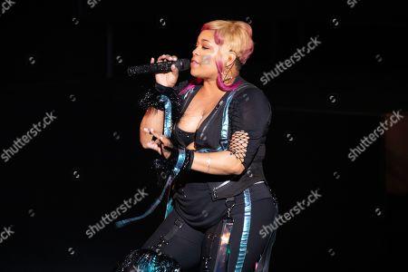 TLC - Tionne 'T-Boz' Watkins