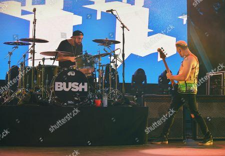 Bush - Robin Goodrich and Corey Britz