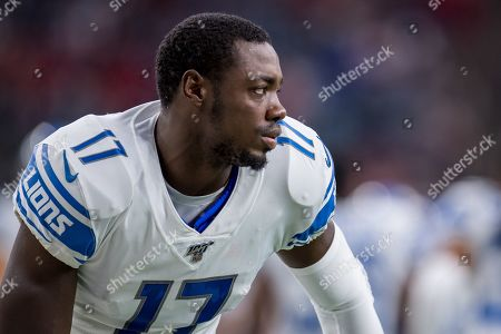 Editorial picture of NFL Lions vs Texans, Houston, USA - 17 Aug 2019