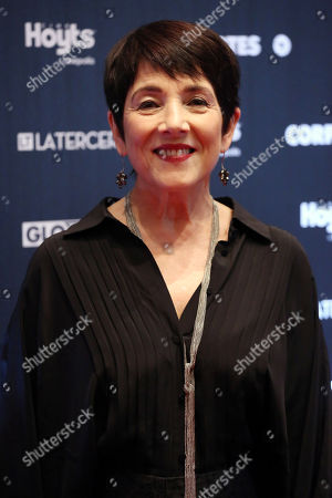 Paulina Garcia attends the opening ceremony of the 15th Santiago International Film Festival (SANFIC) in Santigo, Chile, 18 August 2019. The Festival will feature about 100 international and Chilean films, including 10 world premieres