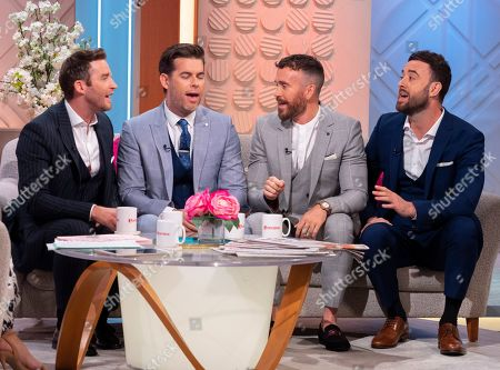 Editorial picture of 'Lorraine' TV show, London, UK - 19 Aug 2019