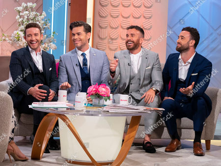 Editorial image of 'Lorraine' TV show, London, UK - 19 Aug 2019