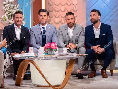 Editorial photo of 'Lorraine' TV show, London, UK - 19 Aug 2019
