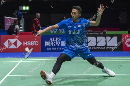 Editorial picture of BWF Badminton World Championships in Basel, Switzerland - 19 Aug 2019