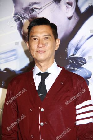 Stock Picture of Nick Cheung