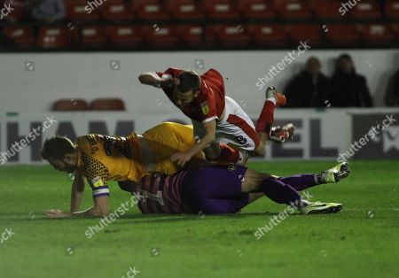 Editorial image of Walsall v Newport County, Sky Bet League Two, Football, One, Banks's Stadium, UK - 20 Aug 2019