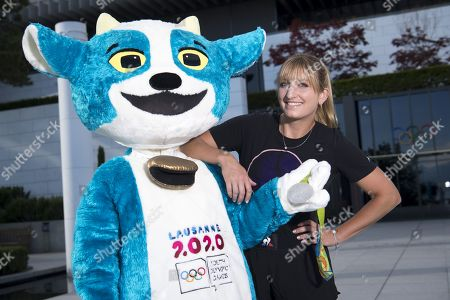 Editorial image of 2020 Winter Youth Olympic Games, Lausanne, Switzerland - 19 Aug 2019