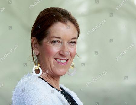 British author, Victoria Hislop