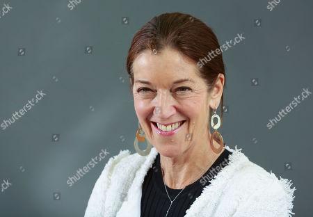 Stock Image of British author, Victoria Hislop