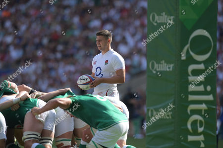 England's Ben Youngs