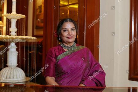 Stock Photo of Shabana Azmi