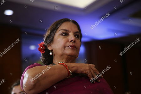 Stock Picture of Shabana Azmi
