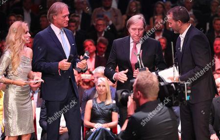 Editorial photo of Sportbild Award ceremony in Hamburg, Germany - 19 Aug 2019
