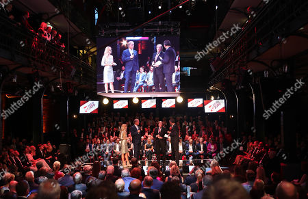 Editorial image of Sportbild Award ceremony in Hamburg, Germany - 19 Aug 2019
