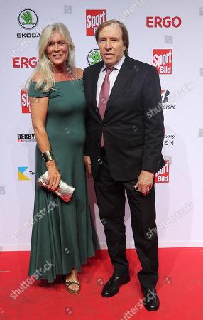 Editorial picture of Sportbild Award ceremony in Hamburg, Germany - 19 Aug 2019