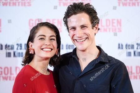 Editorial picture of Film premiere Golden Twenties in Berlin, Germany - 19 Aug 2019