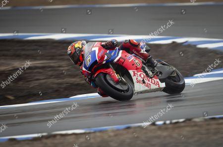 Editorial picture of MotoGP KymiRing test, Iitti, Finland - 19 Aug 2019