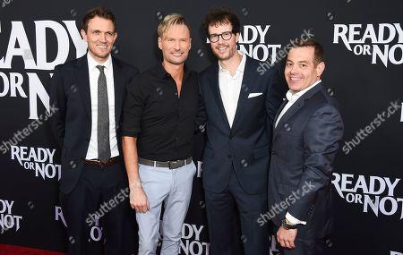 Matt Bettinelli-Olpin, Brian Tyler, Tyler Gillett and Chad Villella