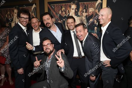 Editorial picture of 'Ready or Not' film premiere, Arrivals, ArcLight Cinemas, Los Angeles, USA - 19 Aug 2019