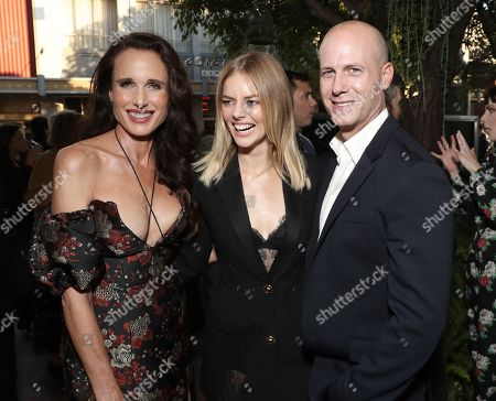 Editorial photo of 'Ready or Not' film premiere, Reception, ArcLight Cinemas, Los Angeles, USA - 19 Aug 2019