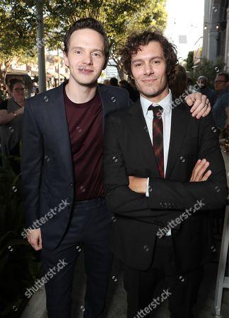 Mark O'Brien and Adam Brody