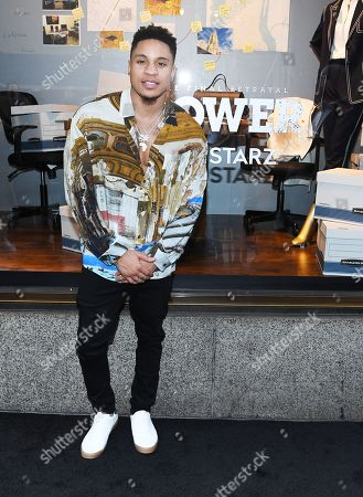 Editorial picture of 'Power' TV Show Saks Fifth Avenue window unveiling, New York, USA - 19 Aug 2019